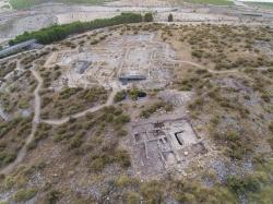 Concluída una nueva campaña de excavaciones arqueológicas sistemáticas en el Parque arqueológico del Tolmo de Minateda
