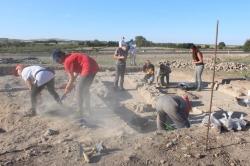 Nuevos hallazgos en la villa romana del Camino Viejo de las Sepulturas (Balazote) 45 años después de su descubrimiento
