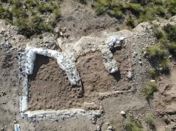 Excavaciones en yacimiento protohistórico Los Almadenes